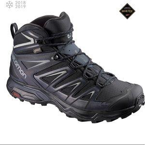 Salomon goretex ultra X-pro hiking shoes